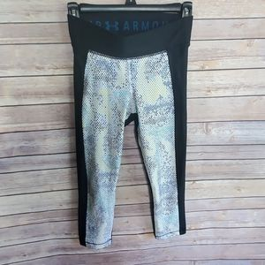 Under armour capri workout pants